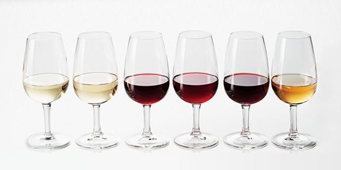'Science of Tasting Wine' Masterclass - I Taste Red -