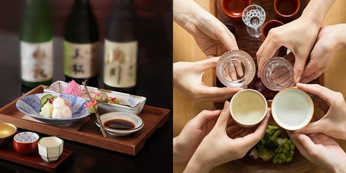 日本の食文化を伝える SAKEセミナー