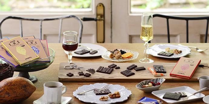 meiji THE Chocolate & ワインのベストマッチを探そう